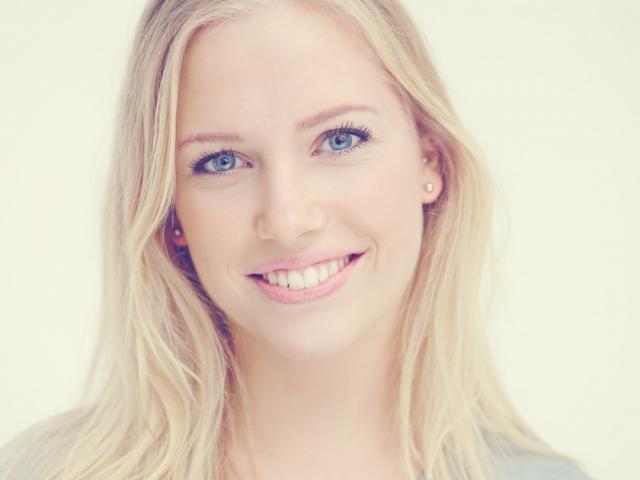 Charlotte Nidløse Aagerup fotograf christian grüner portræt soft