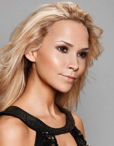 Mariann Nordvik fotograf christian grüner brune øjne blondine blond portræt