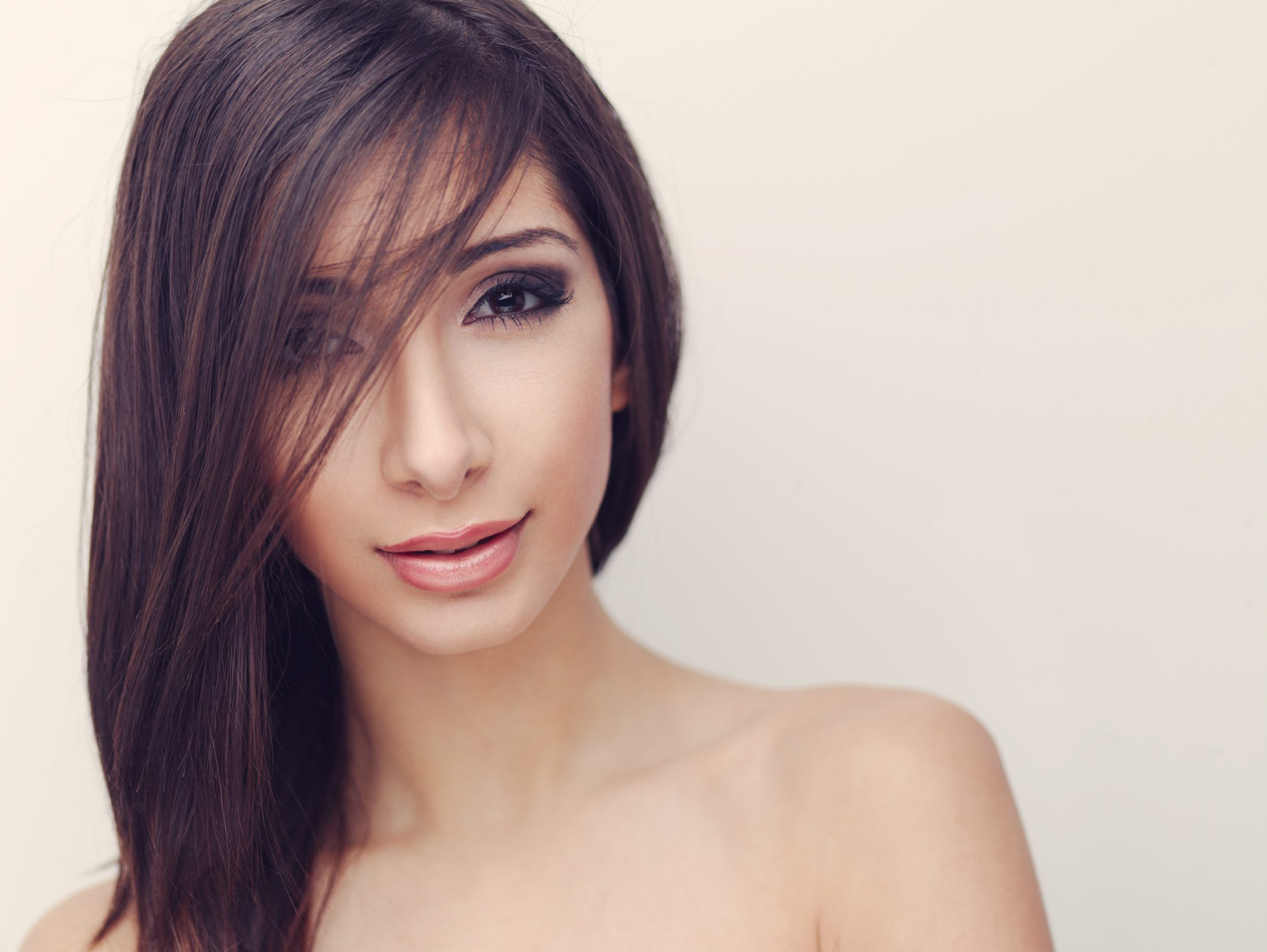 fotograf christian grüner portræt brune øjne