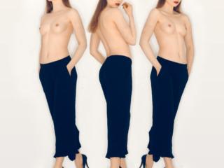 ida gottlieb topless topløs model stuie